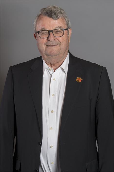 Bundesratspräsident a.D. Ludwig Bieringer